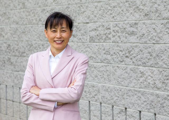 Eleen Wang
