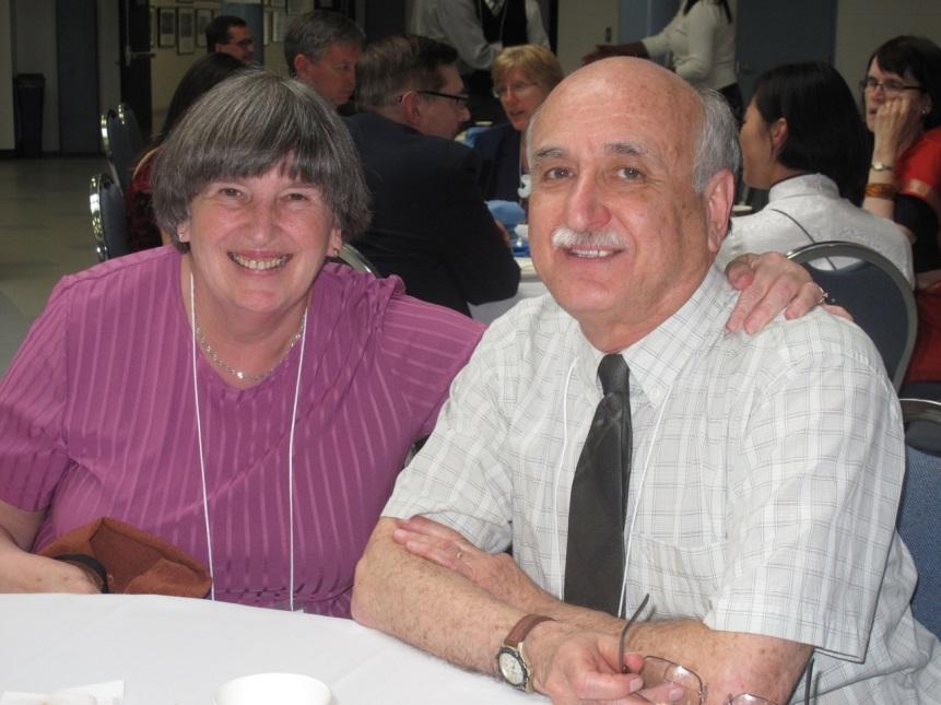 Dave and Linda Buchner