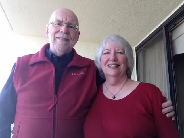 Doug and Lynn Henry