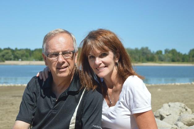 Richard and Brenda Flemming